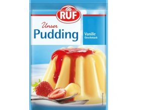 Vanilkový puding 5x37g - RUF