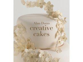 Kniha Alan Dunn's Creative Cakes