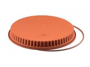 Silikonová forma na koláč 26cm x 3cm 1300ml - Silikomart