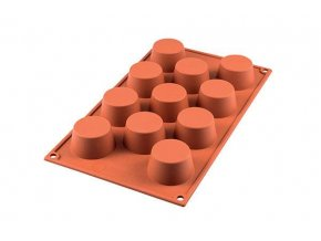Silikonová forma na mini muffiny 550ml na 11ks - Silikomart