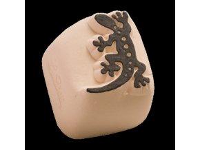 Tetovací razítko malé - gekon