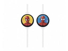 Party brčka Spiderman Team Up 4 ks