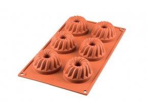 Silikonová forma na pečení bábovky 480ml - Silikomart