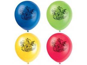 Latexové balonky Liga Spravedlnosti 8 ks