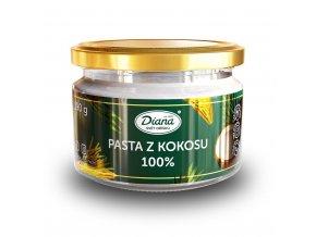 2120 pasta z kokosu 250g diana company predni