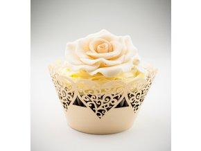 Košíček na cupcake - sada 12 ks - CC1303