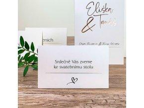 Svatební pozvánka - P2170