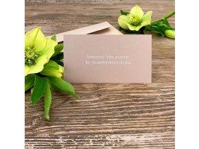 Svatební pozvánka - P2171