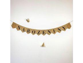Party girlanada - Narozeniny - GR5088-10