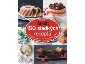 Kniha The best of Apetit II. - 150 sladkých receptů