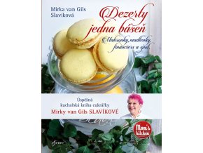 Kniha Dezerty jedna báseň (Mirka van Gils Slavíková)
