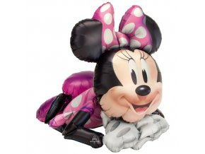 Chodící balonek Minnie Mouse Forever 89 cm