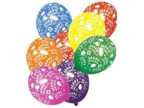 7 balonky barevne happy birthday c b5 20151023081903249921688