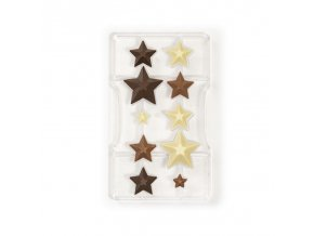 Decora - Forma na pralinky - hvězda