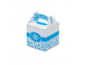 Svatební krabička na mandličky - K14-1001-01