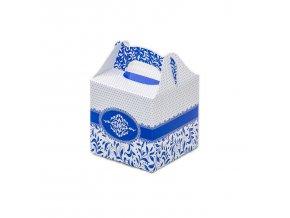 Svatební krabička na mandličky - K14-1002-01