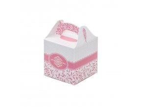 Svatební krabička na mandličky - K14-1003-01