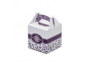 Svatební krabička na mandličky - K14-1006-01