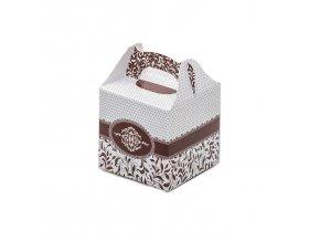 Svatební krabička na mandličky - K14-1009-01
