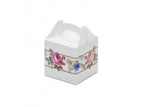 Svatební krabička na mandličky - K14-2091-01