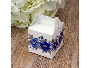 Svatební krabička na mandličky - K14-2145-01