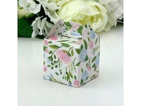 Svatební krabička na mandličky - K14-2119-01