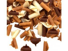 Čokoládové hobliny TRIO (4 kg)