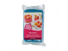 Vynikající marcipán Aqua Blue 250g - FunCakes