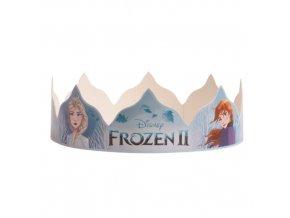 Papírové korunky Disney princess 10 ks
