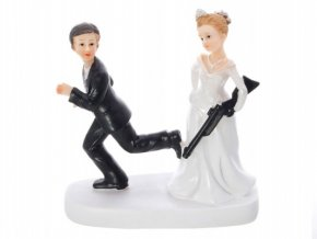 Svatební figurka - 1126