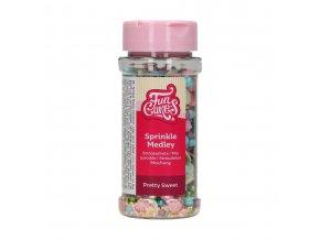 FunCakes Cukrové zdobení pastelové Pretty Sweet Medley (65 g)