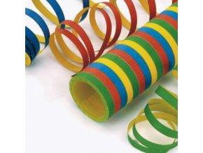 Serpentýny barevné