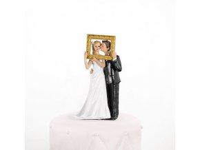 Svatební figurka - 1144