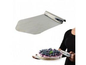 Manipulační lopata na dort