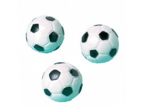 Fotbalový míč - nejedlá dekorace 1 ks