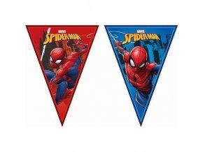 Dekorační vlajky - Spiderman