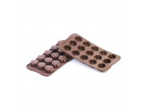 Forma na čokoládu Silikomart - Fleury