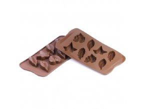 Forma na čokoládu Silikomart - Nature