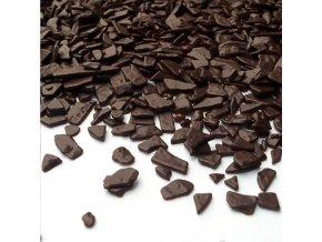 Šupin - fleky z pravé čokolády 1 kg - hnědé