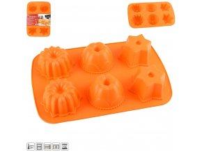 silikonová forma na minibábovky