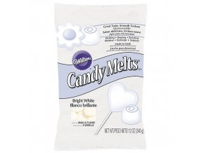 Wilton Candy Melts 340g, bílé