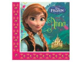 Papírové party ubrousky Frozen - Ledové království 20 ks