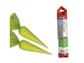 Sáček silikonový MODECOR 1 ks zelený