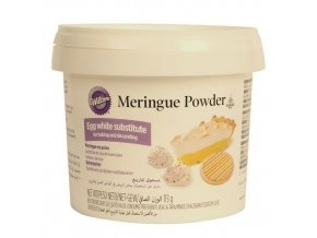 Meringue - náhrada bílku (113 g)