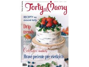 Časopis Torty od mamy 2/2017