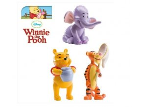 set winnie the pooh and friends 5 55c