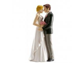 wedding figurine embraced 16cm