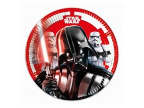 Party papírové talířky Star Wars Final Battle 20 cm