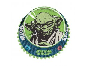 caissette cupcakes star wars d 6 5 cm lot de 60