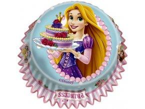 Krásné cukrářské košíčky - Princesses - 60ks